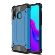 Luxury Silicone Shockproof Phone Case for Huawei P30 Lite Case Rugged Armor Cover Huawei P 30 Pro P30 lite Bumper Cases цены