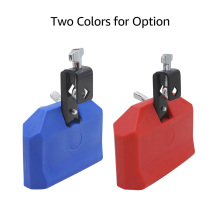 Cow Bell Noise Maker Mallet Cowbell for Drum Percussion Instrument Music Education Tool for Cheering Alerting Sporting Events