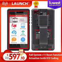Lancement du Mini outil de diagnostic automatique X431 Pro WiFi/Bluetooth système complet X-431 Mini Scanner de voiture Pro 2 ans de mise à jour gratuite