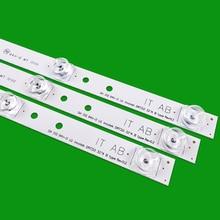 Светодиодная лента для подсветки LG TV 32LB5610 6916l-1974A 1975A 2224A 0419D innotek WOREE A B, 3 шт., 32 дюйма, drt 3,0