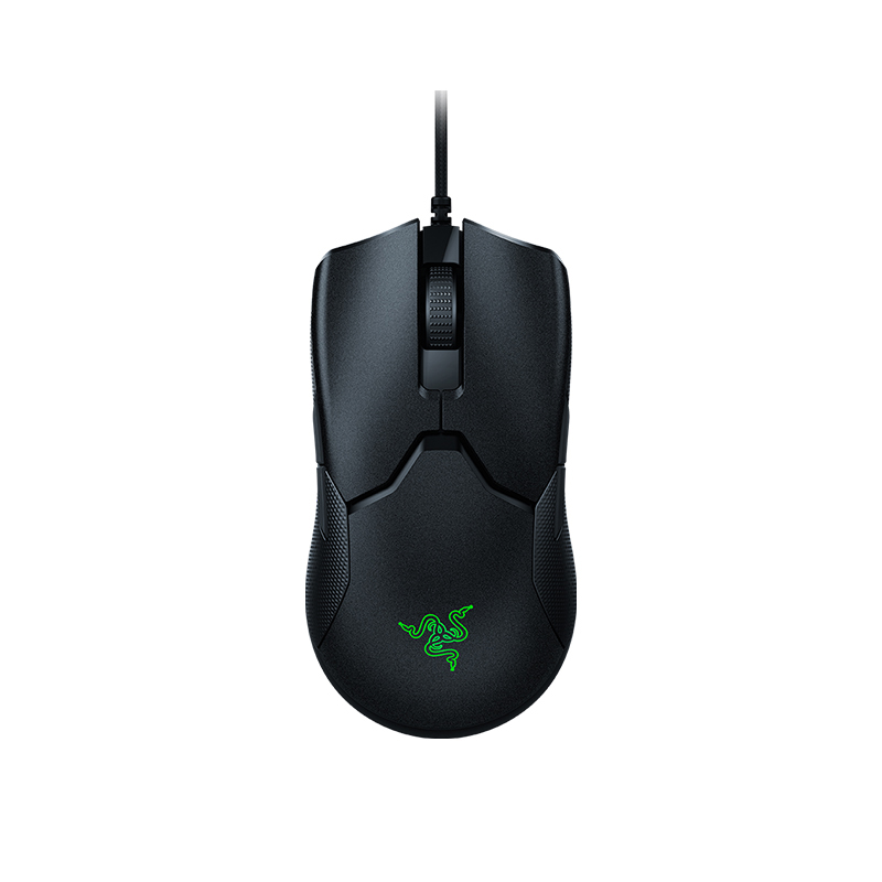 NEW Original Razer Viper Wired Gaming Mouse 69g Lightweight 16000 DPI 5G Optical Sensor Speedflex Cable For PUBG LOL Both Hands