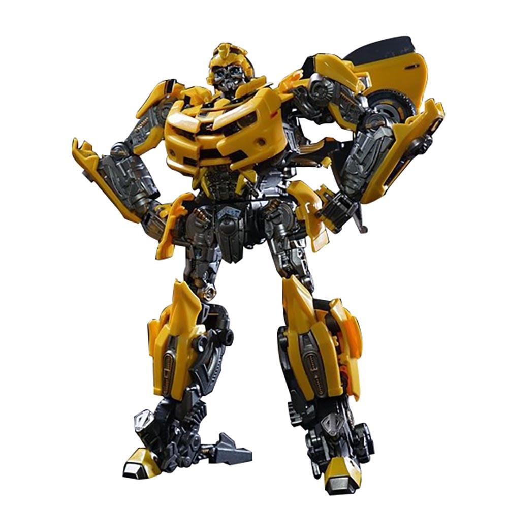 Legendary Toys LTS-03C LTS03C Transformation Action Figure Toy Big Bee Model 18CM ABS KO Mpm03 Deformation LT01 Car Robot Figma