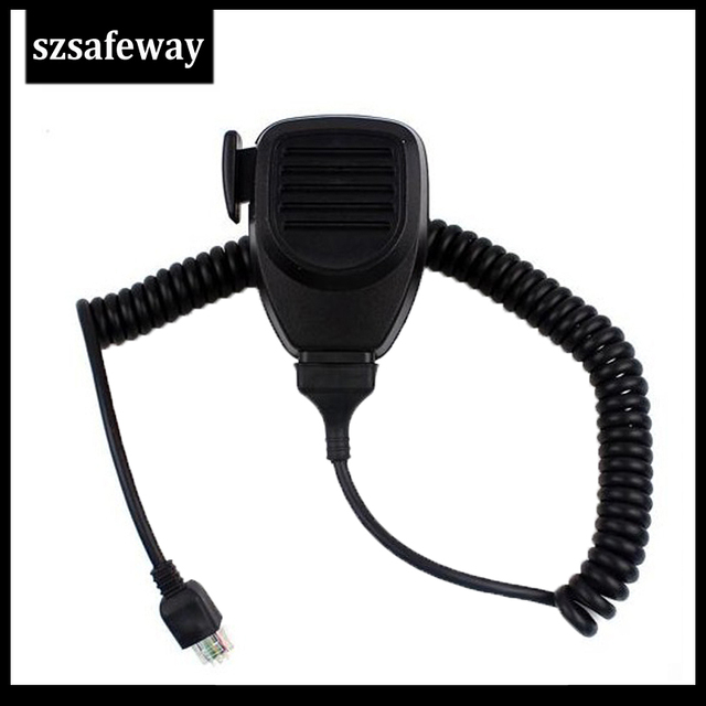 KMC 30 Shoulder Speaker Mic For Kenwood With RJ45 8 PINS For Mobile Radio TK 768G TK 868G