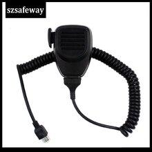 KMC 30 mikrofon na ramię dla Kenwood z RJ45 8 pinów do mobilnego radia TK 768G TK 868G