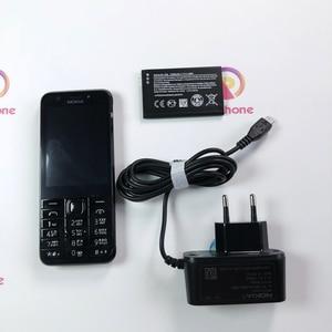 Image 5 - 잠금 해제 원래 노키아 230 단일 듀얼 Sim 휴대 전화 GSM 좋은 품질 단장 한 핸드폰 & 히브리어 아랍어 러시아어 키보드