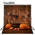 VinylBDS Хэллоуин фон старый Prancha фоны Хэллоуин Тыква фон дети фото фон для студии