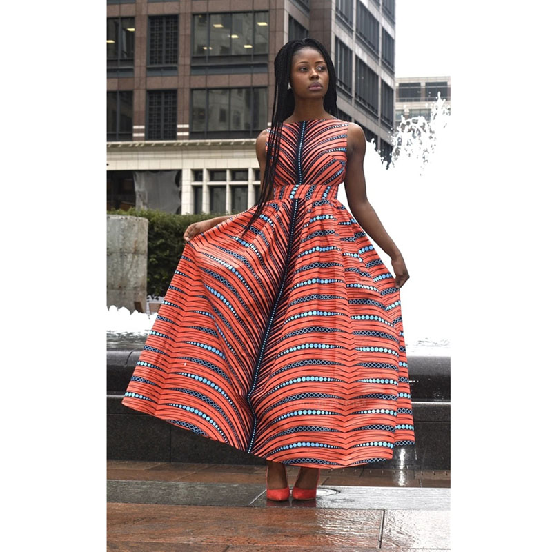 @Nashaly african dress 6