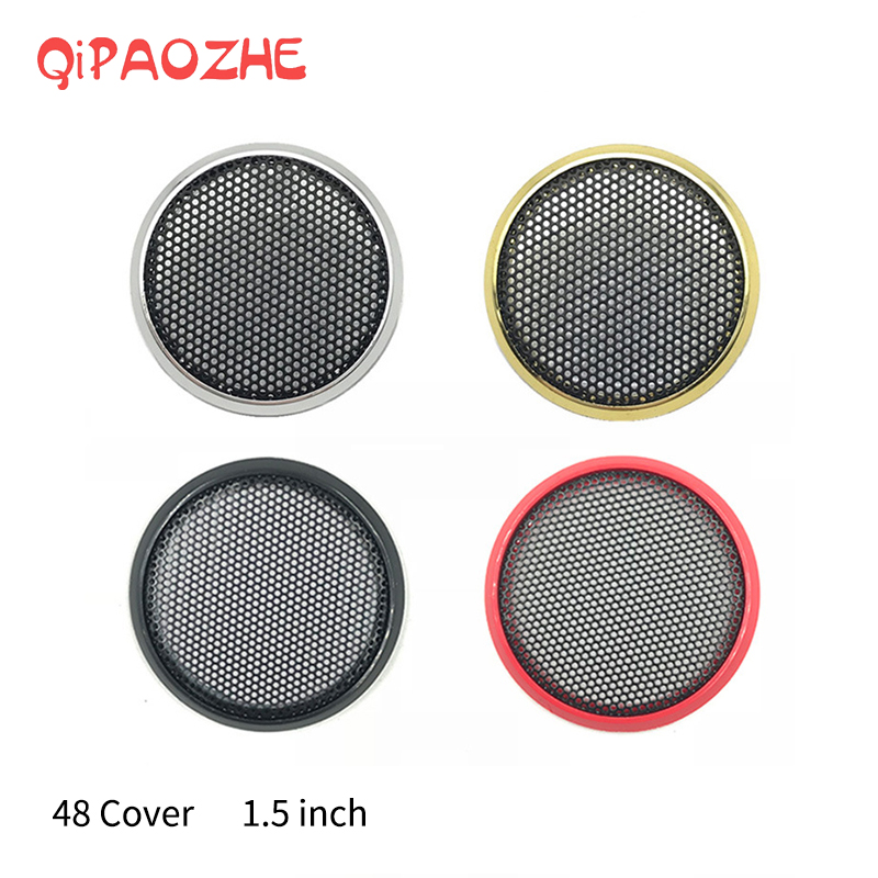 1.5 Inch Speaker Steel Mesh Round Grill Protective Cover Circle DIY Parts Accessories