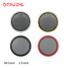 1 5 inch Speaker Steel Mesh Round Grill Protective Cover Circle DIY Parts Accessories