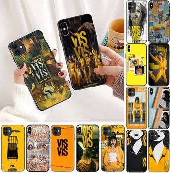 цена на YNDFCNB Vis a vis black Phone Case Hull For iPhone 11 8 7 6 6S Plus X XS MAX 5 5S SE 2020 XR 11 pro Cover