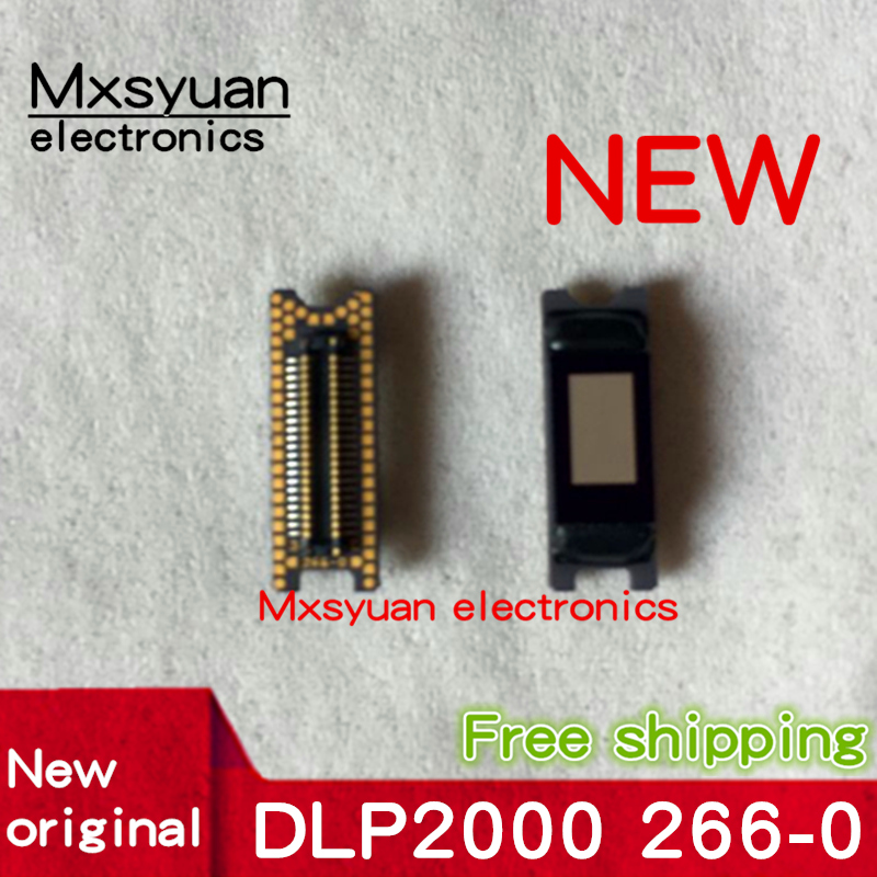 Lovely 1pcs/lot Dlp2000 266-0 266-o Dlp48 New Dmd Chip For Micro Projector Be Shrewd In Money Matters
