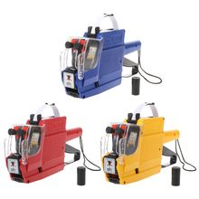 Tag-Gun Ink-Roller Two-Line for Retail Store Pricing Tag-Display-Tool D08A MX-6600 MX-6600
