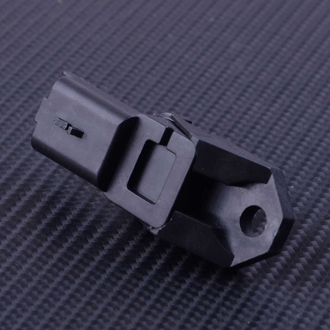 DWCX 3 Pins Black <font><b>Turbo</b></font> Boost Pressure MAP Sensor Plastic 9639469280 1231463 Fit for <font><b>Peugeot</b></font> 1007 206 307 <font><b>407</b></font> 1.6 <font><b>2.0</b></font> <font><b>HDI</b></font> image