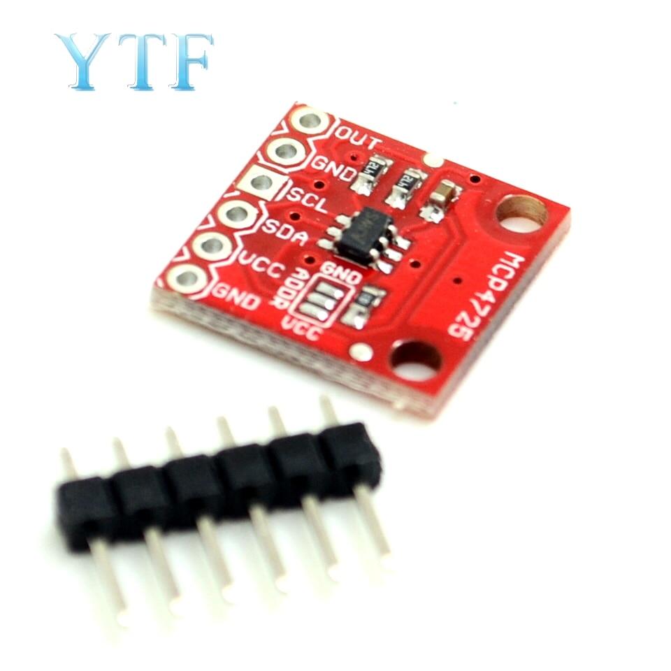 Modules MCP4725 I2C DAC Breakout Boards CJMCU-MCP4725