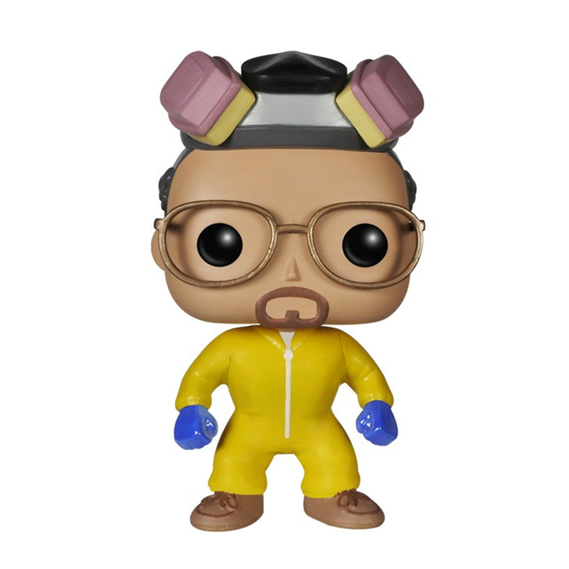 Breaking Bad Walter White 160 # Vinyl Action Figures Model Doll Collection Toys for Children Christmas Gifts image