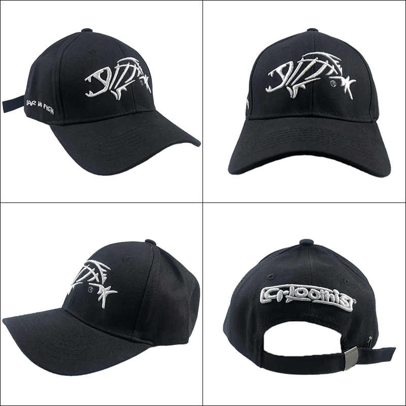 Бейсболка Fish Bone Мужская, мужская и женская, Snapback, рыболовная шляпа c вышивкой, для отца, детей, Дальнобойщик, летняя мужская кепка Fisher
