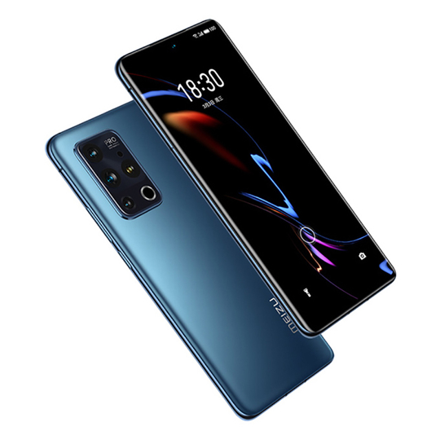 """Original Meizu 18 Pro 5G Mobile Phone 8G+128G 6.7"""" HD Screen Snapdragon 888 Octa Core Android 11 40W Fast Charger NFC Smartphone 3"""