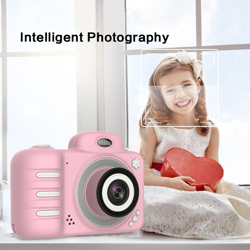 H15be6b22dca240288ecb8e04d2cfddf13 Children Mini Camera Kids Educational Toys Camera for Children Birthday Gifts Digital Camera 1080P Projection Video Camera