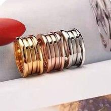 Bague de mariage multicolore en Zircon cubique pour femmes, bijoux de printemps, deux tons