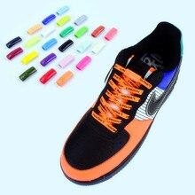 Магнитные эластичные шнурки подходит для всех видов обуви свободной творческой шнурки взрослые дети повседневная спортивная ленивый шоэл
