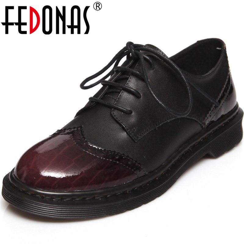 FEDONAS Fashion Women Crass-Tied Pumps Square Heels Women Spring Summer Shoes New Arrival Genuine Leather Elegant Shoes Woman