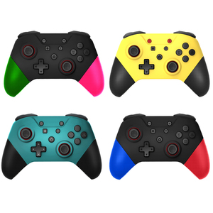 Image 1 - SP5246 For Nintendo Switch Pro Wireless Controller Gamepad Joystick With NFC And 3D joysticks Bluetooth Game Pad