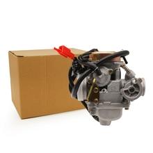 Runtong 125CC SCOOTER GY6 PD24J Carburetor CARB 110cc 125 150CC ATV NST JCL Chinese Roketa Sunl CARBURETOR