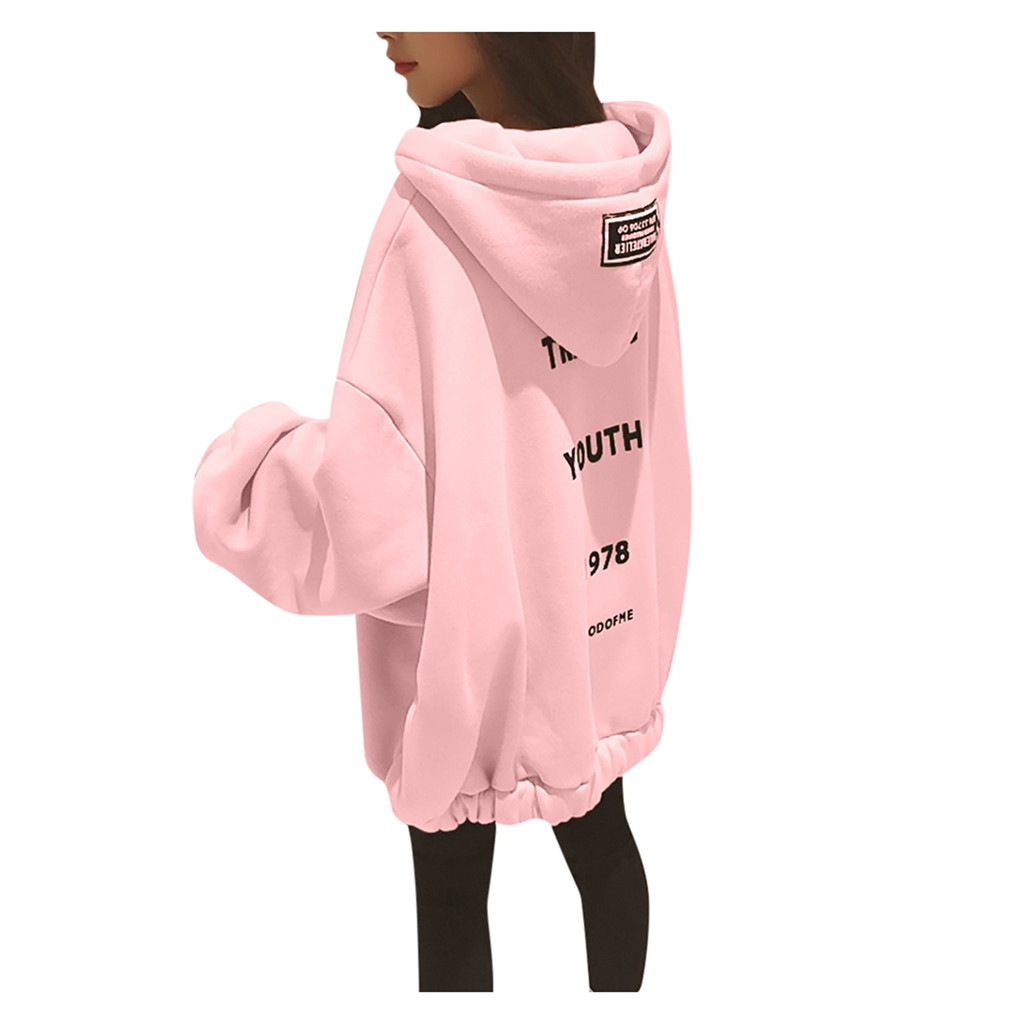 Plus Size Long Hoodie Dress BritishTown Yabancı Dil Kursu
