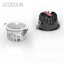 Coojun светодиодный встраиваемый комнатный светильник для спальни