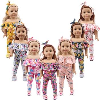 18-inch American Girl Doll 43 Cm Newborn Tube Top Dress  Toys for Girls  Elf on The Shelf Book  American Girl Doll  Love Live P
