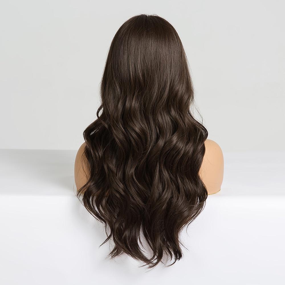 Easihair perucas sintéticas resistentes ao calor para