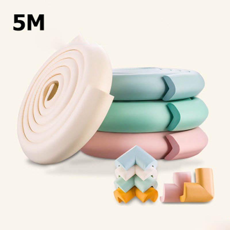 5M Baby Safety Protection From Children Corner Protector Furniture Corners Angle Protection Child Safety Table Corner Protector