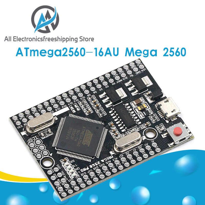 מגה 2560 פרו מיני 5V (שבץ) CH340G ATmega2560-16AU עם זכר pinheaders תואם עבור arduino מגה 2560