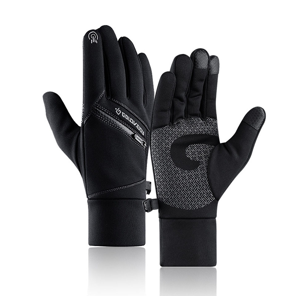 New Winter Warm Touch Screen Gloves Outdoor Sport Cycling Hiking Motorcycle Ski Gloves For Men Women Windproof Gloves M/L/XL/XXL