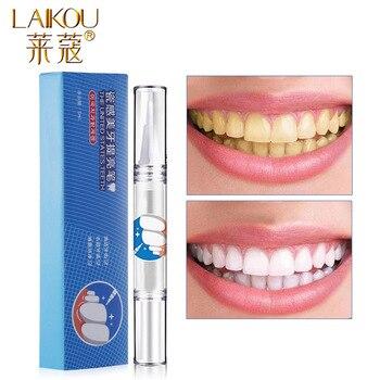 LAIKOU-Kit de blanqueamiento Dental, Blanqueador Dental blanco, bolígrafo Blanqueador Dental Neutral, herramientas eficaces