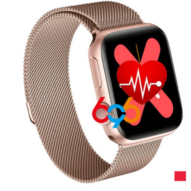 W68 Smart Watch Men Series 5 Full Touch WristBand IP67 Fitness Tracker Bracelet Heart Rate Monitor SmartWatch Women VS W58 Iwo12