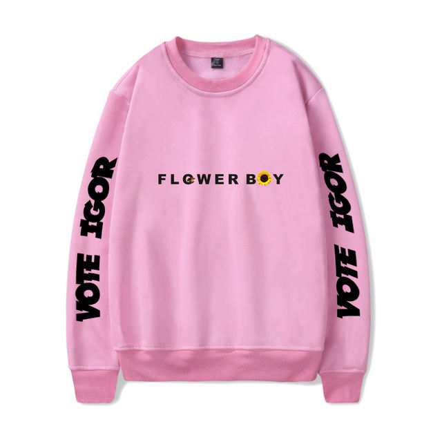 TYLER THE CREATOR THEMED SWEATSHIRT (24 VARIAN)