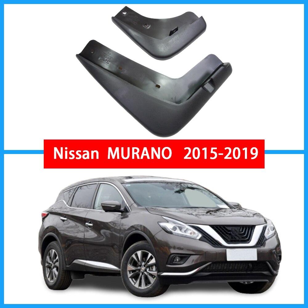 Car Mud Flaps Splash Guard Fender Mudguard for Nissan Murano 2015 2016 2017