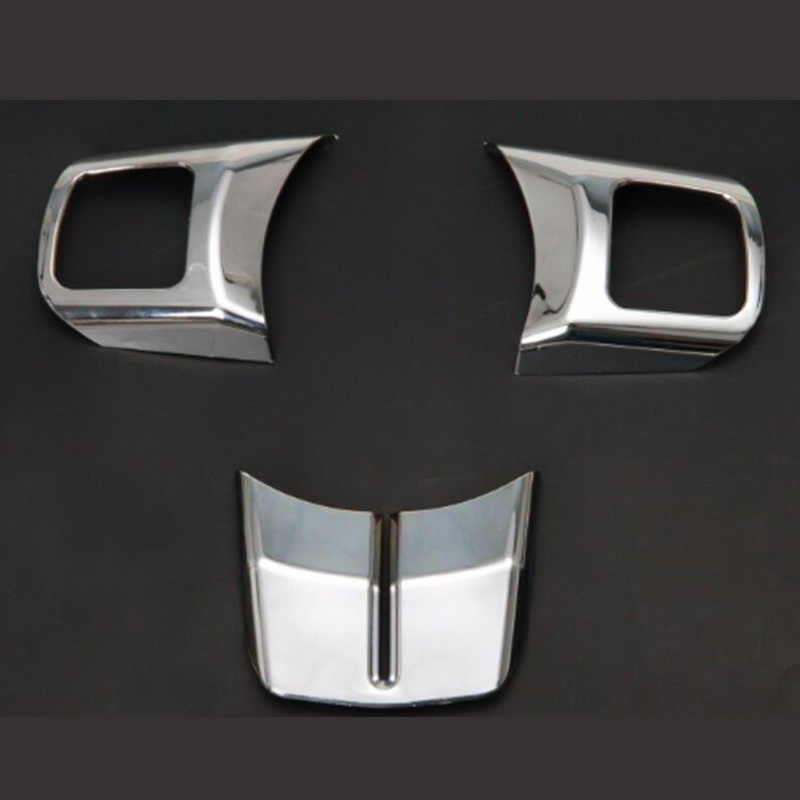 Hot Condition Switch Button Chrome Cover Trim Frame For Jeep Compass 2011-2016