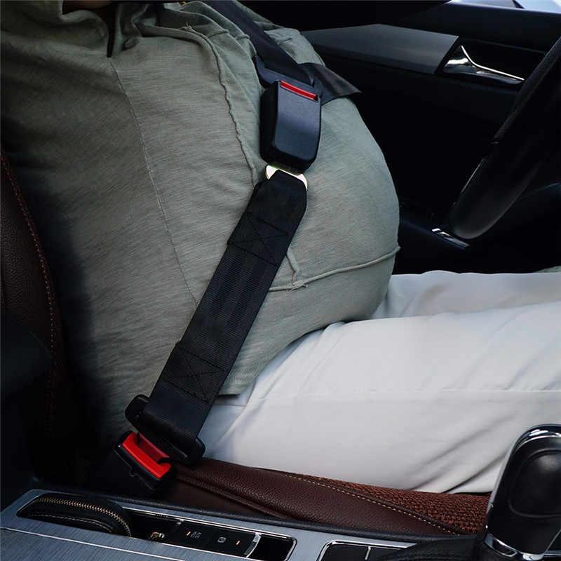 Color : 1PCS IUEFINUEN Estensione Car Seat Belt Clip Extender Universale di Sicurezza Nero Seatbelt Blocco Fibbia Plug Spesso Inserire Socket Imbottitura Auto Parts