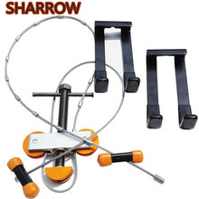 Compound Bow Press and L Brackets Portable Bow Press Compact Bow String Changer For Outdoor Shooting ArcheryAccessories