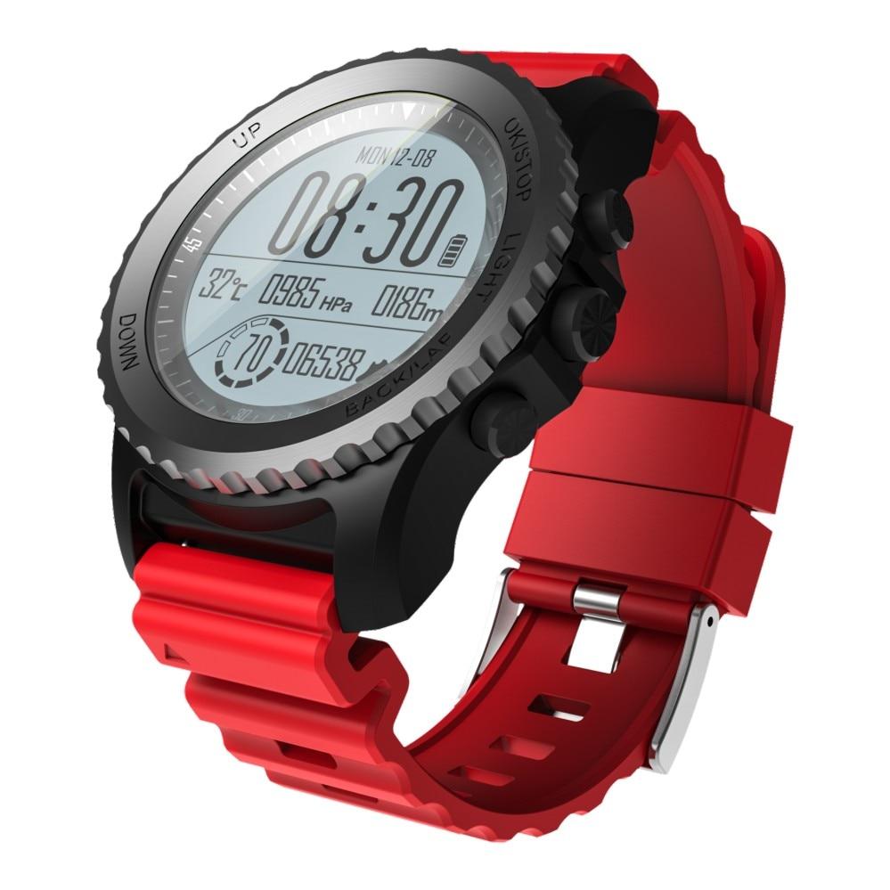 Smartch новые S968 водонепроницаемые IP68 Смарт часы Bluetooth спортивные часы Поддержка gps монитор сердечного ритма мульти спортивные умные часы - 6