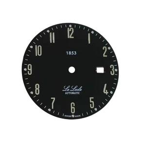 Image 3 - Montre 1853 T41 Lee Lock T006 cadran original mécanique littéral pour hommes L164/264/1