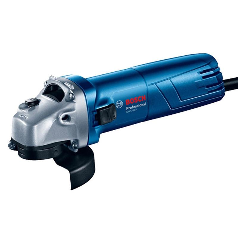 GWS660 angle grinder grinding machine polishing machine hand grinder cutting machine cutting and polishing tools