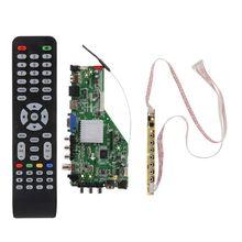 Плата драйвера смарт сети MSD338STV5.0 для беспроводного ТВ, универсальная плата контроллера с ЖК дисплеем, Android, Wi Fi, вездеход