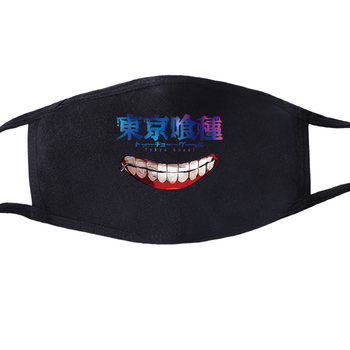 1PCS BTS Dustproof Mouth Face Mask Harajuku Hot Anime Cartoon Kpop Fashion Tokyo Ghoul Women Men Muffle Face Mouth Masks