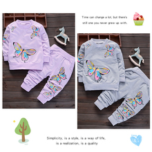 JXYSY Spring Autumn Newborn Baby Girl Clothing Set Kids Pattern long sleeve T-shirt+Casual Pants 2PCS Children Clothes Suit 1-4Y retail 2016 new arrival spring kids sport suit long sleeve t shirt leopard legging pants 2pcs for 2 10y girls children clothing