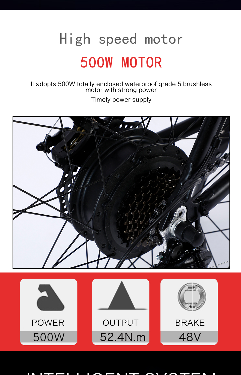 48V 500W 40km/h electric bike 27 speed electric bicycle for adult 27.5 inch mountain Aluminum alloy double disc brake e bike