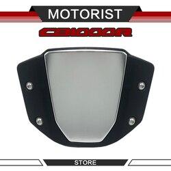 Motorcycle Accessories Windshield WindScreen Front Screen For cb650r cb1000r CB 650R CB 1000R 2019 WindScreen wind deflector