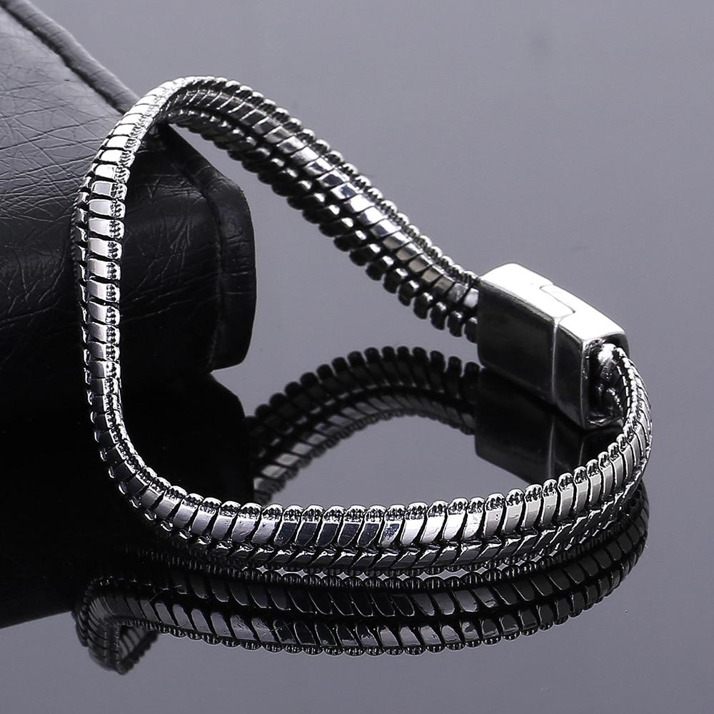 Buddha Accessory Men Bracelet Brazalet High Quality Ancient Silver color Mens Buddha Bracelets Jewelry Wristbands Gifts